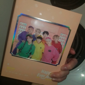 BTS 4th muster memories DVD set