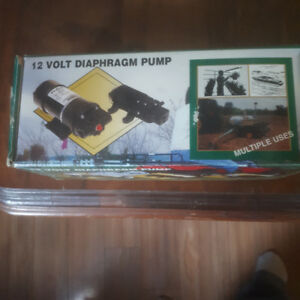 Diaphragm pump kijiji in winnipeg buy sell save with 12 volt pump ccuart Image collections