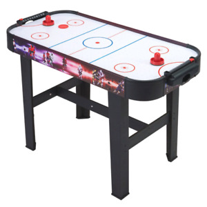 Air hockey table $25