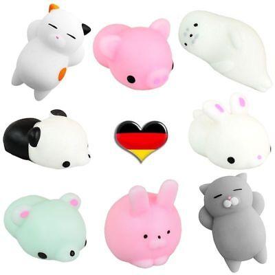 Squishies Silikon Squeeze Soft Toy Mini Squishy süß Handyschmuck Antistress TOP ()