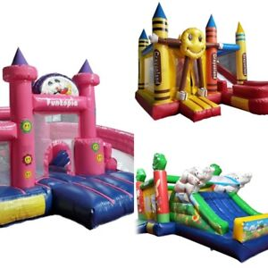 BUSINESS FOR SALE Party Rental Bouncy Jumping Castle Inflatables