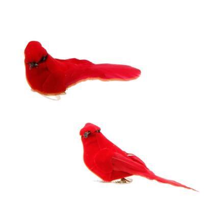 Cardinal Ornament (NEW RAZ 3