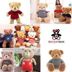 Our soft toys will melt your heart - RedLeafBear.com