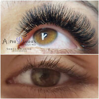 Extension de cils- eyelash extensions- keratin lash lift -micro