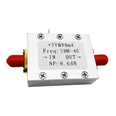 0.05-4ghz Low Noise Amplifier Lna Rf Fm Hf Vhfuhf Ham Radio Module Nf0.6db