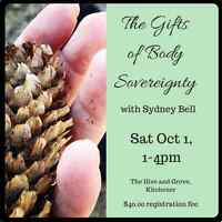 The Gifts of Body Sovereignty