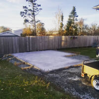 Concrete Finishing Services (Book Now 10% OFF)