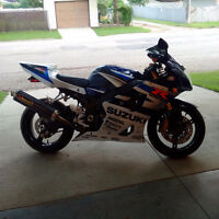 2004 GSX-R 1000....reluctantly selling!