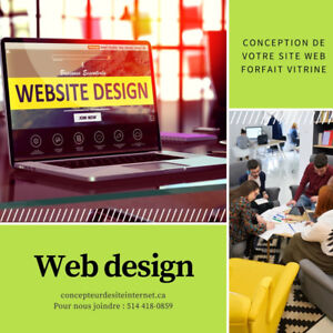 Conception de site web wordpress - web design Longueuil