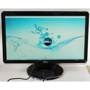 Dell SP2309Wc 23 inch Widescreen LCD HDMI Monitor Webcam Full HD