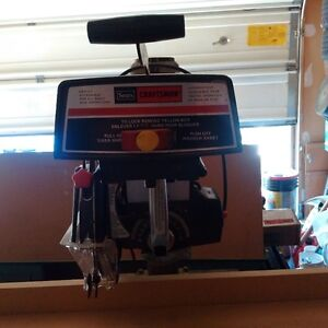 Craftsman Radial Arm Saw Kitchener / Waterloo Kitchener Area image 3