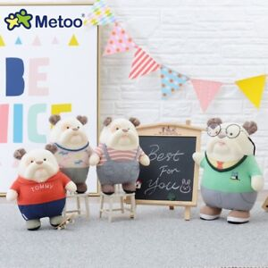 METOO soft plush toys new