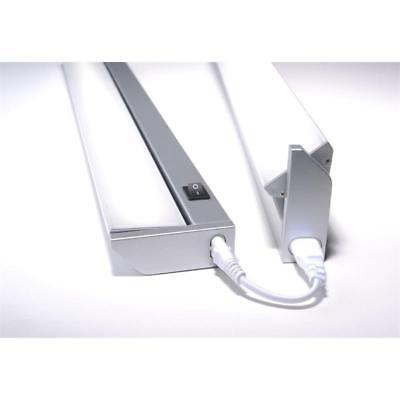 LED Unterbauleuchte 350-1212mm Schwenkleuchte Lampe Lichtband Möbel Fläche Anbau