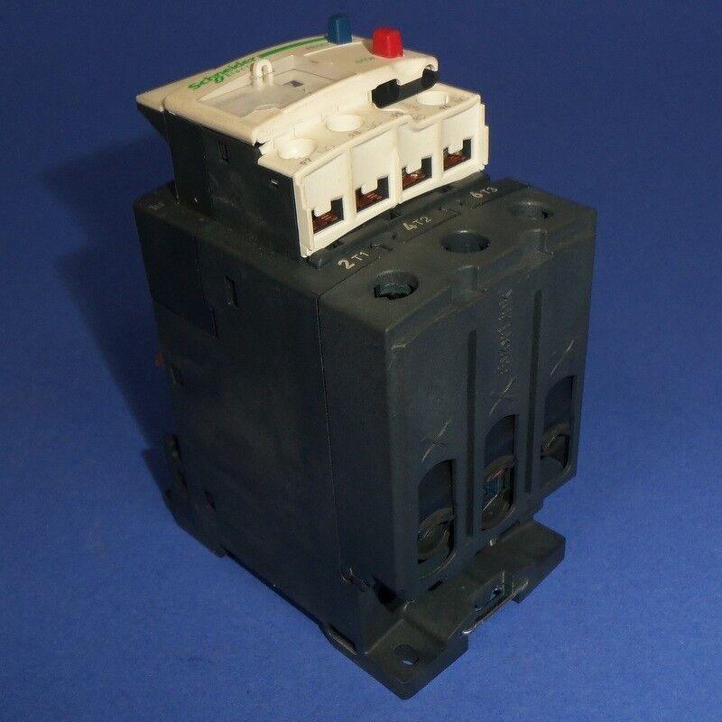 SCHNEIDER ELECTRIC 30-40A OVERLOAD RELAY LRD340L