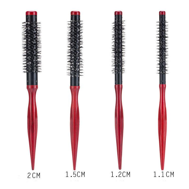 USA Roller Small Round Men Women Hair Brush Styling Mini Com