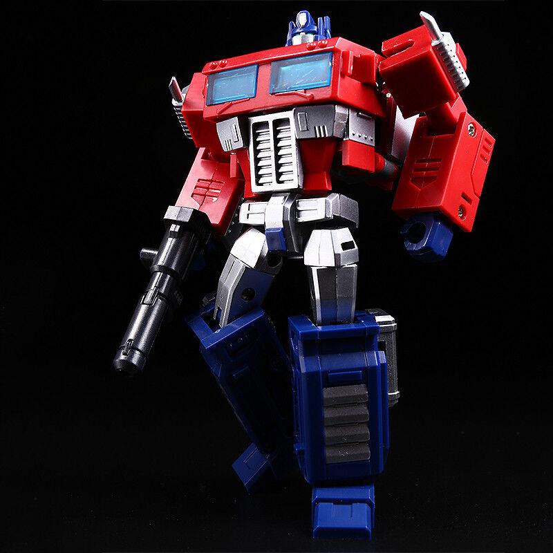 "4.5/"" Transformers G1 Autobots Masterpiece MP-10 Optimus Prime Action Figure Xmas"