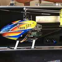 RC Helicopters & Quadcopters