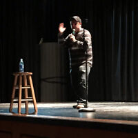 Todd Genno - Stand up Comedian
