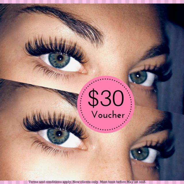 Free 30 Voucher Eyelash Extensions Beauty Treatments Gumtree