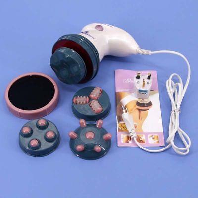 Elektrisch Body Massage Abmagerung Fett Entfernen Anti-Cellulite Massagegerät