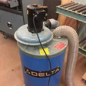Delta. Dust Collector