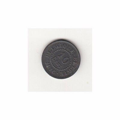 Belgien unter deutscher Besetzung 10 Cent 1916 Nr. 13/31/13