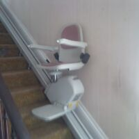 Arcorn Stair lift 2 years old