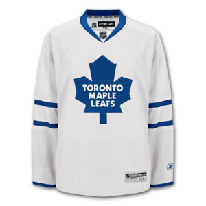 Authentic Toronto Maple Leaf Jersey for sale