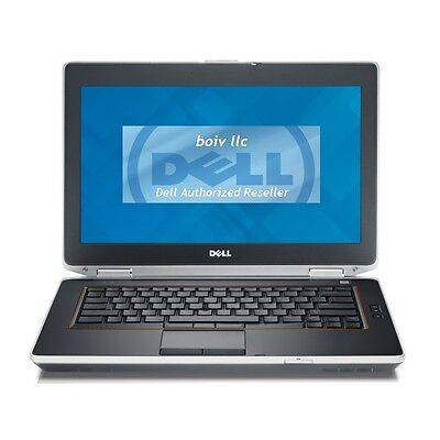 Dell Latitude E6420 Intel i7 2.70GHz 8GB RAM 500GB Hybrid DVDRW Camera Win 7 Pro