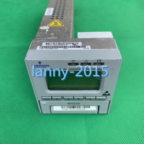 1pc Used Emerson M500d Module
