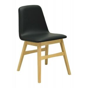 PU Leather Avice Chair in Espresso Sydney City Inner Sydney Preview