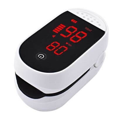 Fda Finger Tip Pulse Oximeter Blood Oxygen Meter Spo2 Heart Rate Monitor 5 Color