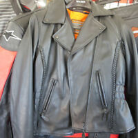 First - Leather Ladies Motorcycle Jacket Only $90 RE-GEAR Oshawa Oshawa / Durham Region Toronto (GTA) Preview