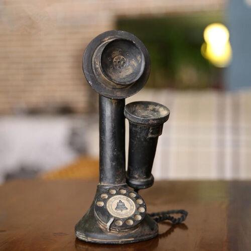Retro Telephone Phone Ceramic Vintage Antique Classic New