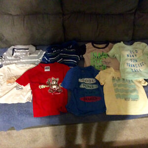 Boys 2T and 3T tshirts