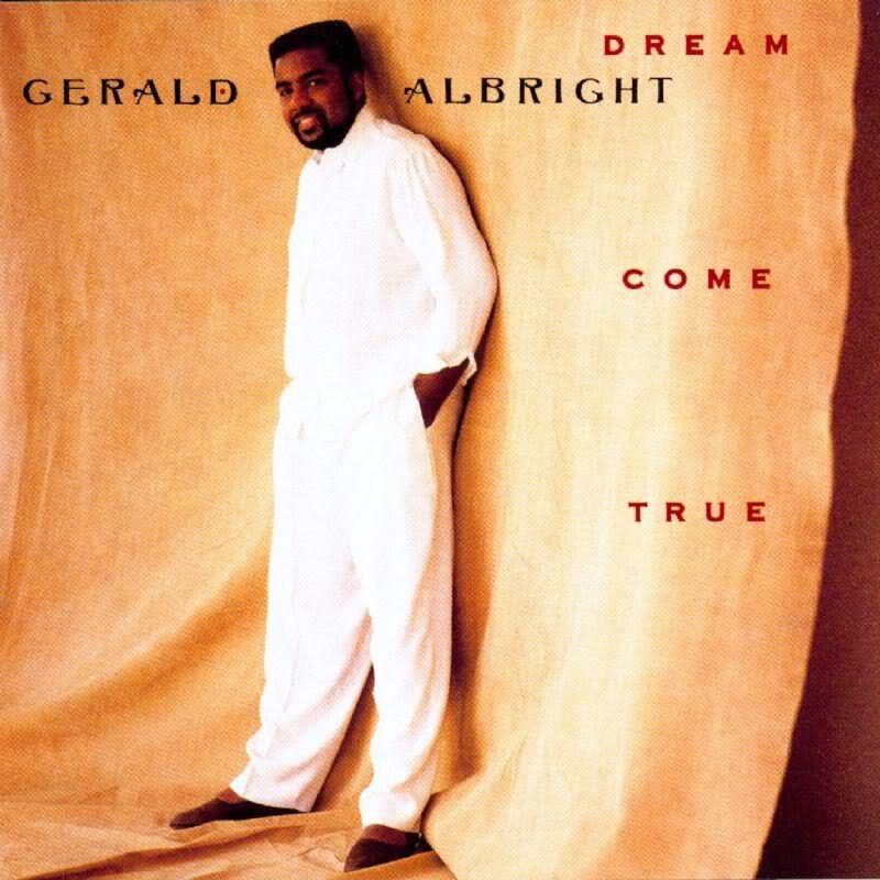 Gerald Albright - Dream Come True - cassette tape