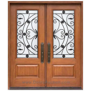 February SALE - High Quality Fiberglass Door At Factory's Price