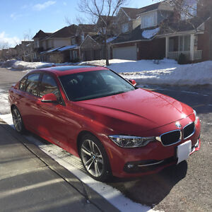 2016 BMW 3-Series 328i xDrive  Lease Takeover