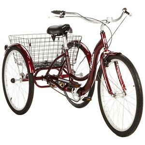LOOKING FOR AN ADULT BIKE WITH 3 WHEELS