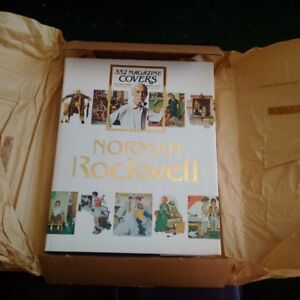 """1979 Norman Rockwell, """"332 Magazine Covers"""" Hardcover"""