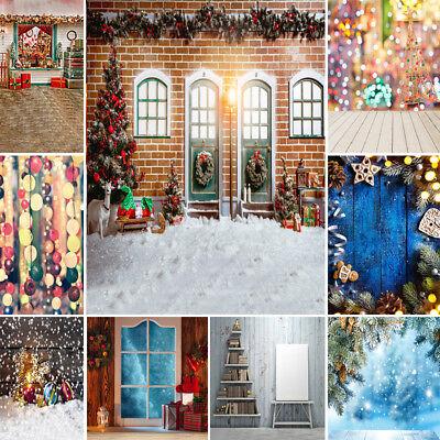 Christmas Studio Photo Photography Backdrops Floor Background Snowflake Backdrop - Snowflake Backdrop