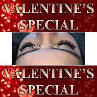 SAVAGE BEAUTY LASHES | ♥️♥️♥️ VALENTINE'S DAY SPECIAL ♥️♥️♥️
