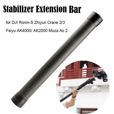 Stabilizer Extension Pole Stick Rod Monopod 35cm for DJI Ron