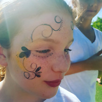 Face Painting for everyone, specially children!