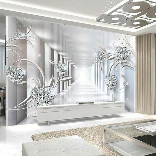 Wallpapers Living Room Mural Bedroom Walls Covering 3d Murals Luxury Wallpaper