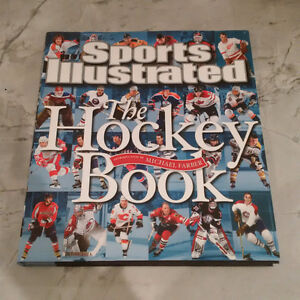 SPORTS ILLUSTRATED HOCKEY BOOK - NEW CONDITION