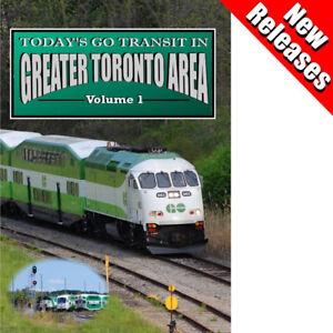 Today's GO Transit In Greater Toronto Area Vol 1