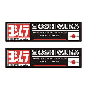 2-Stickers-plastifies-YOSHIMURA-JAPAN-16cm-x-4cm