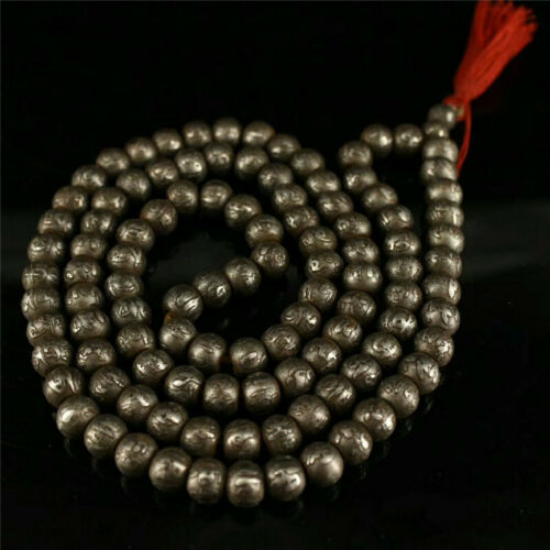 Collect Tibet Temple Black Iron Om Mani