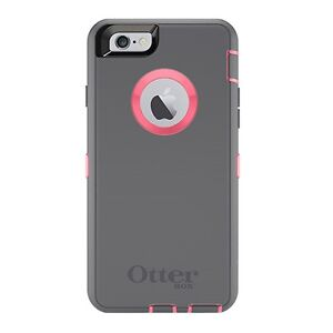 Brand New - iPhone 5 / 5s Otter Box Defender Case - Pnk/Gry